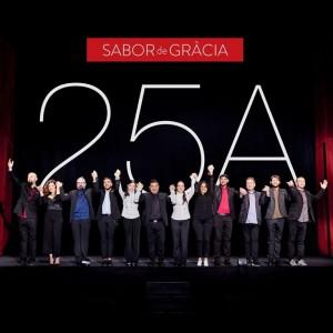 25 A (Sabor de Gracia) CD