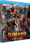Jumanji: El siguiente nivel (Blu-Ray)