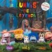 Lunnis de Leyenda Vol.5 (CD + DVD)