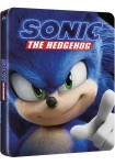 Sonic, La película (Blu-Ray - Edición Metálica)