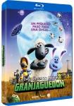 La Oveja Shaun, la película: Granjaguedon (Blu-Ray)