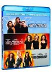 Pack Los Ángeles de Charlie 1 a 3 (Blu-Ray)