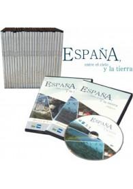 Pack España, entre el cielo y la tierra (13 DVD,s)