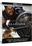 Gladiator (Edición Metálica) (4K UHD + Blu-Ray + Blu-Ray Extras) [4k Ultra Hd]**