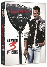 Pack: Superdetective en Hollywood 1 a 3