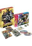 My Hero Academia - 1ª Temporada (Episodios 1 a 13) (Edición Blu-Ray Coleccionista formato A4)