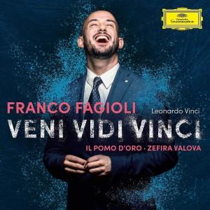 Veni, Vidi, Vinci (Franco Fagioli) CD