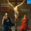 Alessandro Scarlatti: Easter Responsori Of The Holy Week (La Stagione Armonica) CD