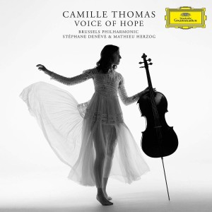 Voice of Hope (Camille Thomas) CD