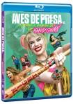Aves de Presa (Y la fantabulosa emancipación de Harley Queen) (Blu-ray)