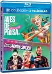 Pack Aves de Presa + Escuadrón Suicida (Blu-ray)
