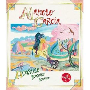 Acústico Acústico Acústico (Manolo García) 2 CD+2 DVD(4)