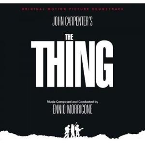 B.S.O. The Thing (Ennio Morricone) CD