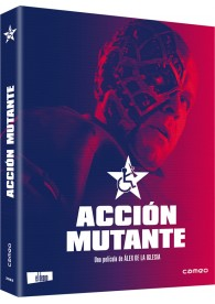 Acción Mutante (Blu-ray)