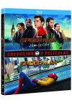 Pack Spider-Man: Homecoming + Lejos De Casa (Blu-ray)