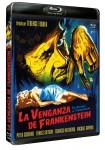 La Venganza De Frankenstein (Blu-ray)