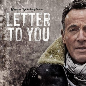 Letter To You (Bruce Springsteen) CD