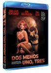 Dos Menos Uno, Tres (1968) (Blu-ray)