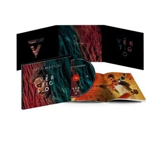 Vértigo (Pablo Alborán) CD
