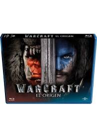 Warcraft : El Origen (Edición Horizontal - Blu-Ray)