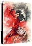 Mulan (Imagen Real) (Edición Metálica - Blu-ray)