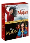 Pack Mulán (imagen real) + Mulán (Animación)