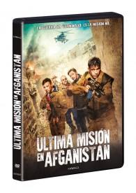 Última misión en Afganistán