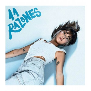 11 Razones (Aitana) CD