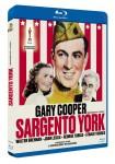 El Sargento York (Blu-ray)