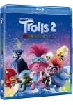 Trolls 2: Gira mundial (Blu-ray)