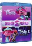 Trolls 1 + Trolls 2 (Blu-ray)