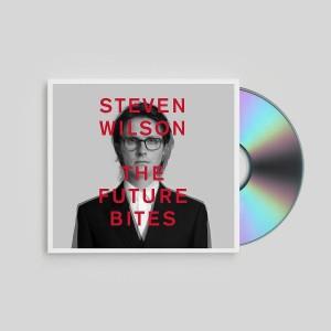 The Future Bites (Steven Wilson) CD