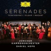 Serenades (Daniel Hope & Zürcher Kammerorchester) CD