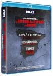 Pack La Historia de España en Color: Trilogía Documental (Blu-ray)