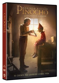 Pinocho (Imagen Real) (2019)