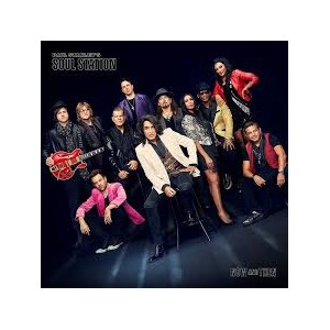 Now and Then (Paul Stanley's Soul Station) CD