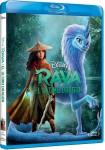 Raya y el último dragón (Blu-ray)
