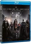 La Liga de la Justicia de Zack Snyder (Blu-ray)