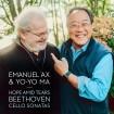 Hope Amid Tears And Sorrow (Beethoven's Complete Cello Sonatas) (Emanuel AX, Yo-Yo Ma) CD(3)