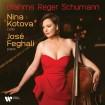 A Romantic Recital (Nina Kotova, José Feghali) CD