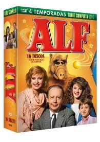 ALF Serie Completa Temporadas 1-4 (16 DVDs ) Edicion Especial Digipack + Postales