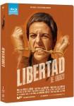 Libertad (pelicula + serie) (3 Blu-ray + CD + Libro)