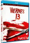 Viernes 13 (2ª Parte) (Edición Especial Blu-ray)