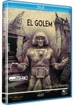 El Golem (Orígenes Del Cine) (Blu-ray)