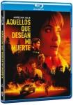 Aquellos que desean mi muerte (Blu-ray)