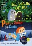 Pippi y el señor sin sueño + El viaje de Bu