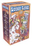 Pack Lucky Luke, 5 DVD