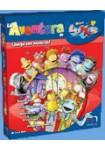 LA AVENTURA DE LOS LUNNIS CD-ROM