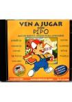 Ven a jugar con Pipo (De 2 a 6 años) CD-ROM