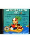 Aprende a leer con Pipo (DE 3 A 6 AÑOS) CD-ROM